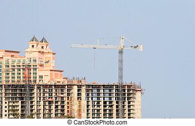 Resort Construction