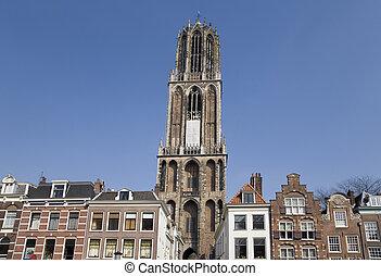 Church tower 3