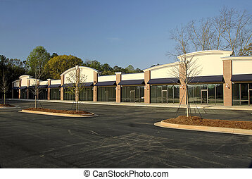 New Shopping Plaza ready for occupancy