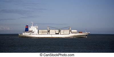 Cargo ship 1
