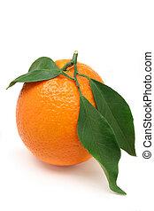 narancs, zöld