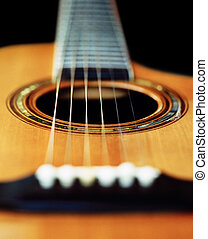 Acoustic perspective - A very short depth-of-field image of...