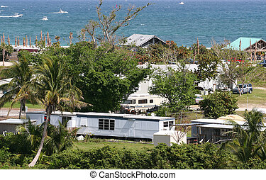 Seaside Trailer Park - Mobile home park on prime seaside...