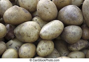 Potatoes in Paris