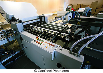 new polygraphic machine - The new polygraphic machine in a...