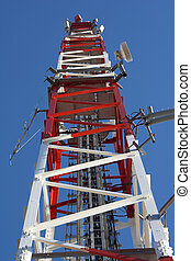 antenna - cell phone antenna tower