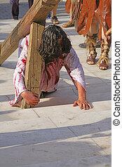 crucifixos, caminho