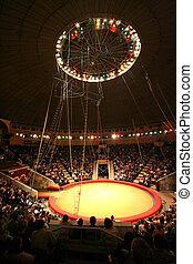 modernos, Circo