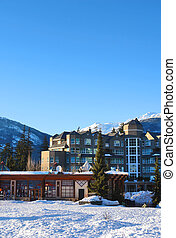 5 Star - Snow Resort in Canada