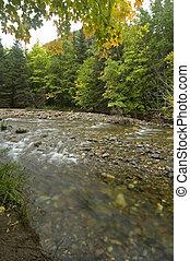 Lone Shieling Area, Cape Breton Highlands National Park, Nova Scotia, Canada