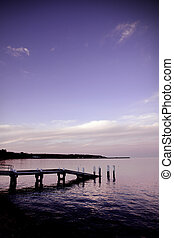 Boat Ramp - Scenic Boat Ramp at Port Vincent, South...