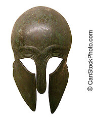 casco griego - greek helm
