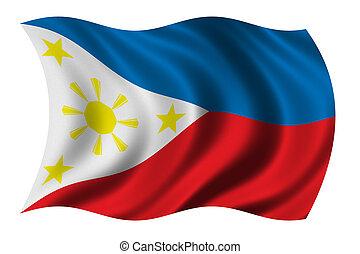bandeira, FILIPINAS