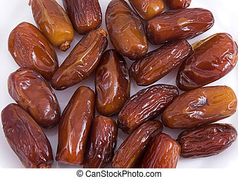 dates with sugar