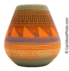 Native American Pottery - Native American Southwest Pottery...