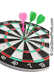Darts - The Business topic - success Nice game