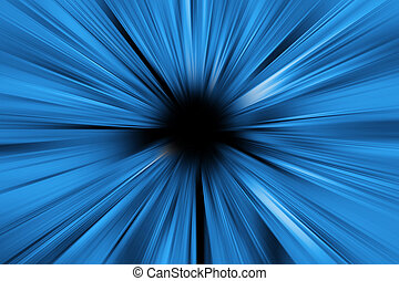 Abstract Background - Blue Abstract Background - high speed...