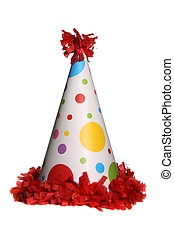 Party Hat - Birthday Party Celebration Hat