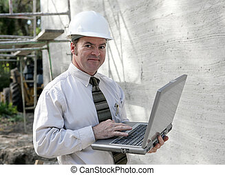 Construction Engineer Online - An engineer or building...