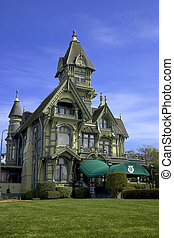 Victorian Mansion - The historic, Victorian-era Carson...