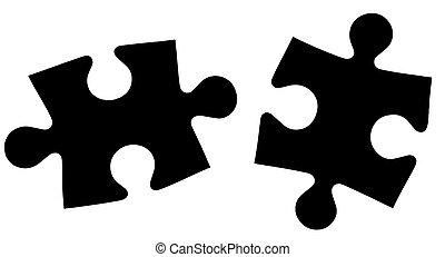 jigsaw pieces - Jigsaw peices