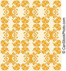 Wallpaper Pattern - illustration
