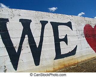 Leadville 2 - We Love Leadville sign in Leadville, CO.