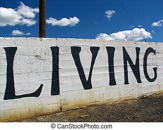 Leadville 6 - We Love Leadville sign in Leadville, CO.