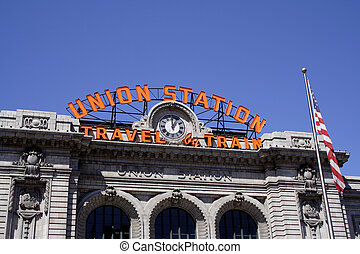 Denver Union Station - Union Station in Denver, Colorado