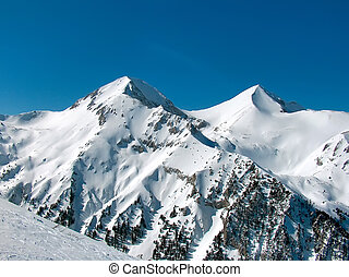 Peak Vihren, Pirin