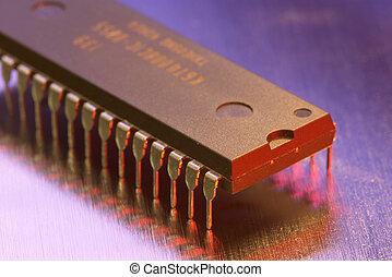 computer microchip