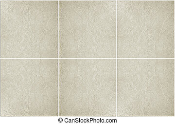Neutral Floor Tiles - neutral colored floor tile with white...