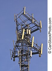 Antenna 2-3 - Mobile comunications antenna, for 2G (GSM) and...