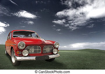 Classic car - Beautiful classic car