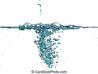 水, 下降,  #18