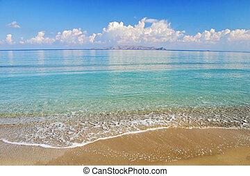 tropicais, praia