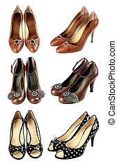 Shoes - Three pairs of women shoes