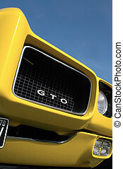 GTO muscle car