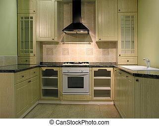Kitchen 1 -           Kitchen 1