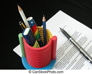 Office Stationery - Basic office stationery such as...