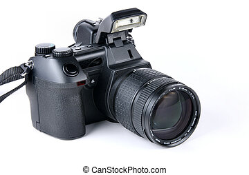 Professional digital SLR camera - Digital SLR camera with...