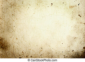 Aged paper background - makes a great photoshop alpha...