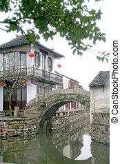 Zhou zhuang (Zhou\\\'s Town