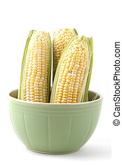 Corn and Bowl