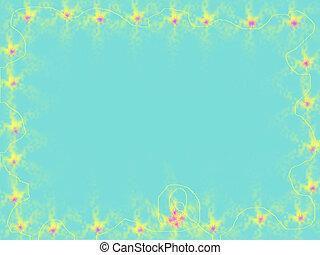 Captiva Background - my background/border design using the...