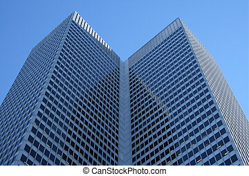 Corporate building - Corporate office building reminding on...
