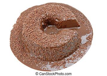 copyright, cioccolato