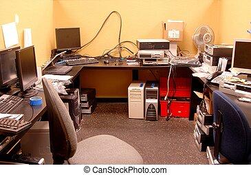 computadora, reparación