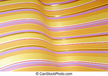 Wallpaper wave - Wave of multi colour Wallpaper. You can use...