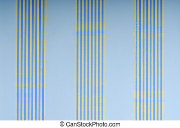 Wallpaper with light blue lines